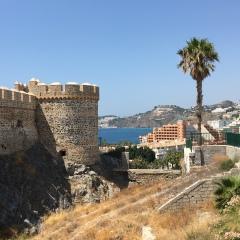 our neighbor, the castle