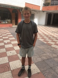 First day of 8th grade