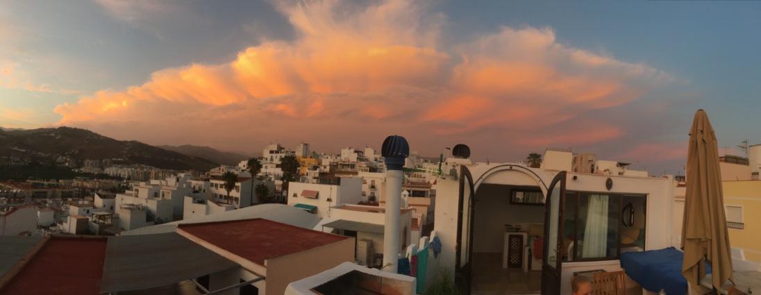 Amazing skies