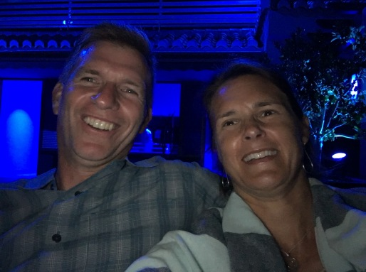Date Night at The Blue Bar