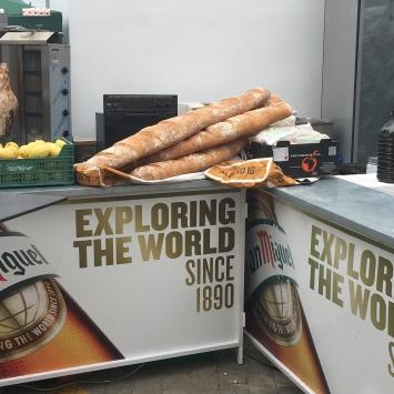 Grande bread!