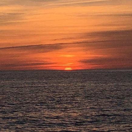 San Cristobal Sunset