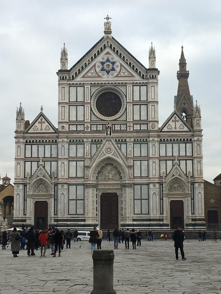 Florence's Basilica San Croce
