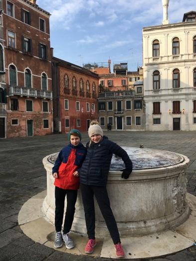Venice explorers