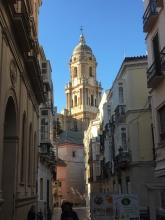 Old town, Malaga