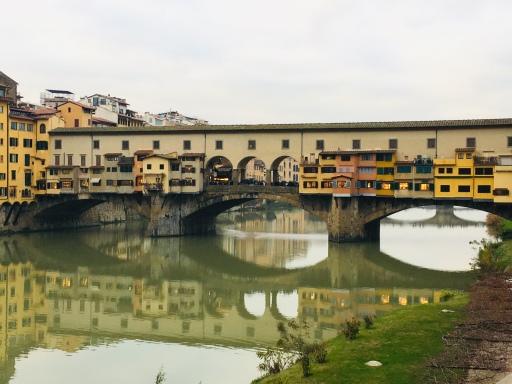 Florence's Ponte Vecchio bridge
