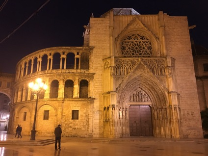 Valencian cathedral