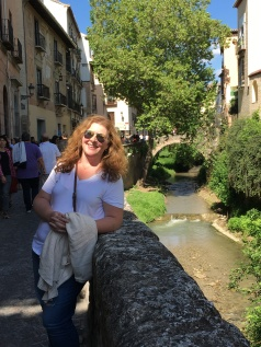 Melinda in Granada