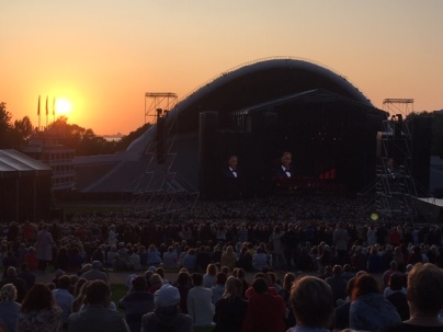 Tallinn: Andrea Bocelli concert