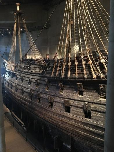 Stockholm's Vasa Museum