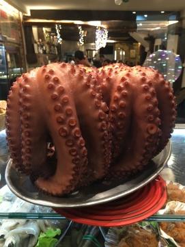 Octopus-Santiago's specialty