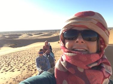 Camel Treking