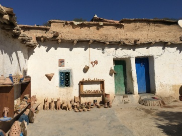 Berber village home