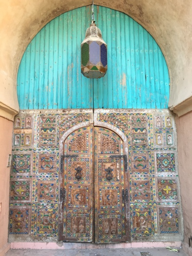 Door in Taroudant