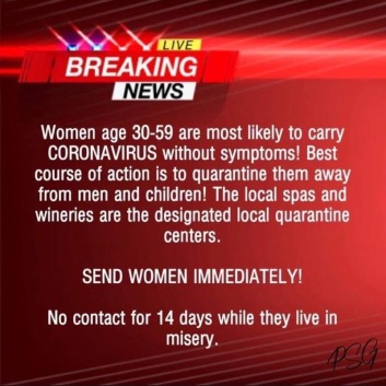 Women at risk!